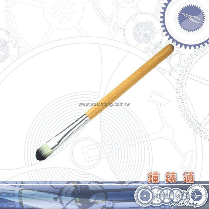 【鐘錶通】03C.7001 毛刷 (大)  / 清潔機芯零件用/毛刷筆長15公分├鐘錶保養收藏/手錶清潔擦拭/鏡頭清潔┤