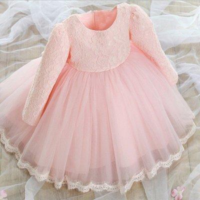 【Miss Caramel】女童洋裝 女童澎裙洋裝 女童秋冬洋裝 花童洋裝 喜酒 現貨+預購‼️