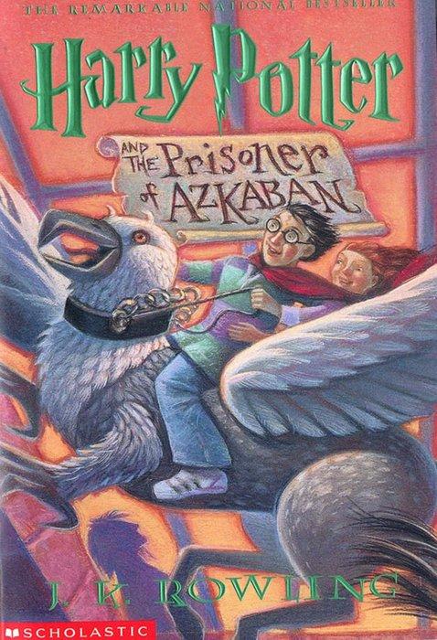 *小貝比的家*HARRY POTTER & PRISONER OF AZKABAN #3/平裝/12歲以上