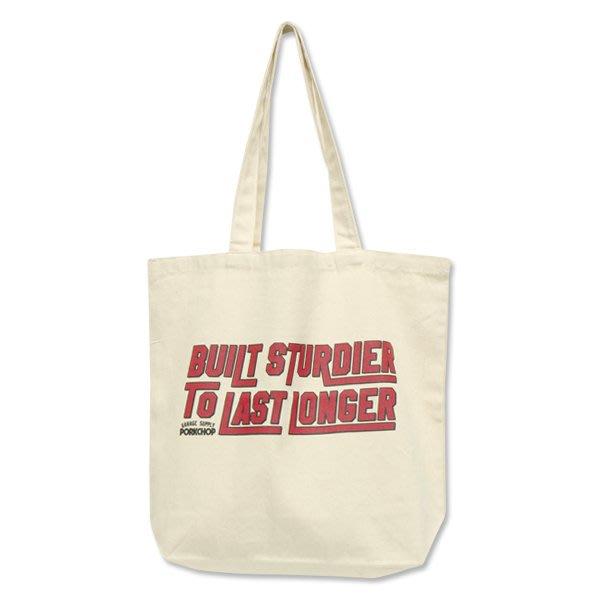 (I LOVE 樂多) 日本進口 PORKCHOP 托特包 肩背包 側背包