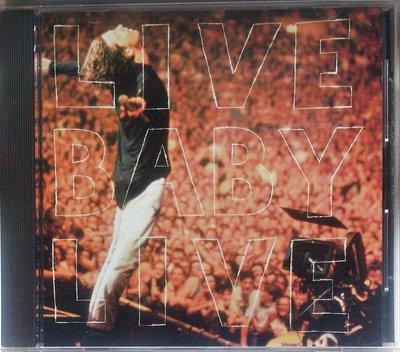 INXS - Live Baby Live 初回特典盤 無IFPI 二手澳版