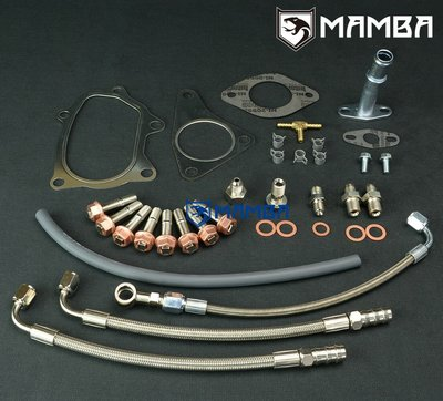 Turbo Install Line Gasket Kit For Subaru GE GH WRX Forester