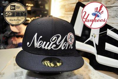 New Era x MLB Coopers Town NY Yankees 復古紐約洋基迷你魔鬼氈設計全封尺寸帽