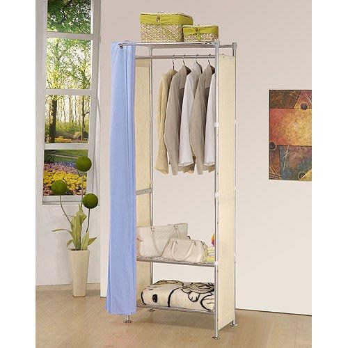 【中華批發網DIY家具】D-56-02-W3型60公分衣櫥架---可升級成完全防塵衣櫥架