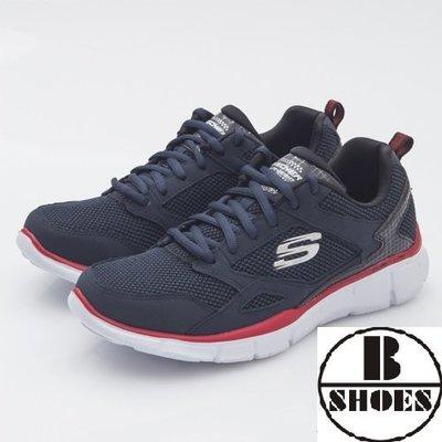 健走鞋 SKECHERS (男) 運動系列 Equalizer - 51508 運動鞋 休閒鞋  慢跑鞋 桃園市