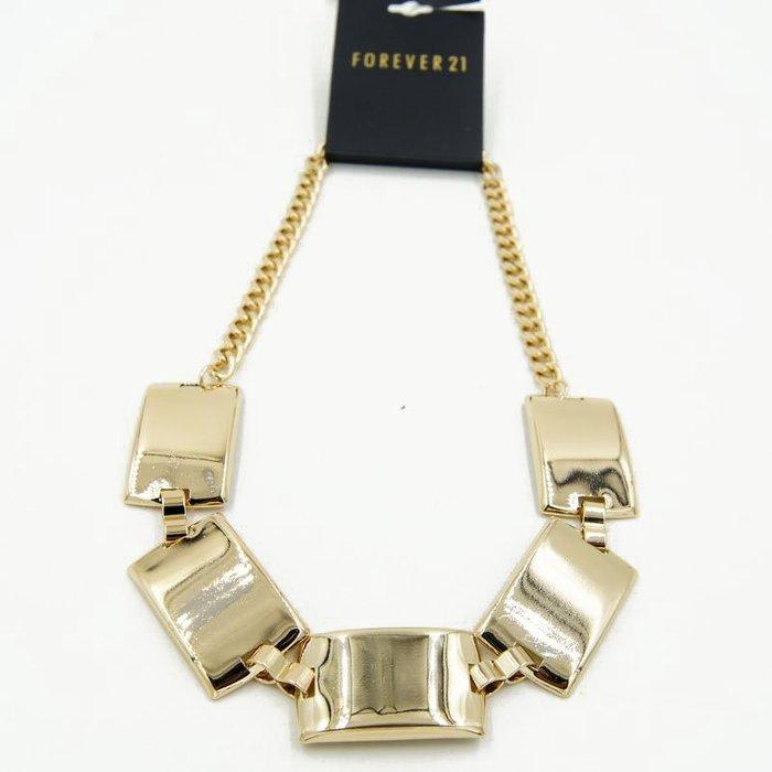 日韓首飾配飾小小飾品品牌 亮面拋光 項鏈