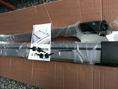 ㊣TIN汽車配件㊣汽車行李架 橫杆 超靜音通用型 車頂架行李架VOLVO V40cc.ESCAPE 馬5 CX5 CX7