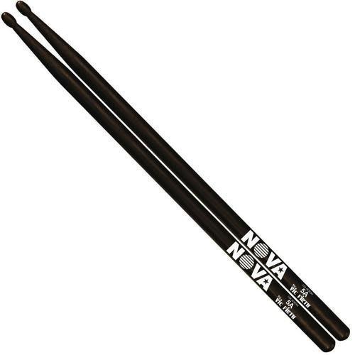 【六絃樂器】全新美國品牌 Vic Firth NOVA 黑色鼓棒 / 現貨特價