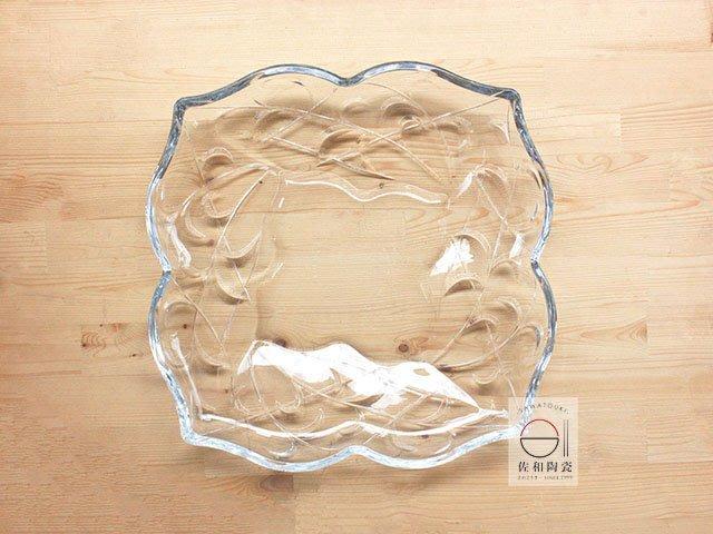 +佐和陶瓷餐具批發+【XL04012-26 ADERIA 12吋玻璃果盤-日本製】玻璃果盤 12吋大盤 擺盤 宴會盤