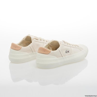 LACOSTE SIDELINE 0120 4 CFA 40CFA0035WN8 女慢跑休閒男女鞋