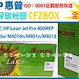 [佐印興業] 惠普HP CF280X 80X 280X 碳粉 副...