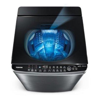 泰昀嚴選 TOSHIBA東芝15公斤變頻奈米悠浮泡泡 洗衣機 AW-DUJ15WAG 線上刷卡免手續 限區配送安裝 B