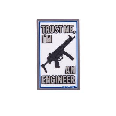 "Helikon-tex OD-TME-RB EMBLEMAT ""TRUST ME IM AN ENGINEER"""