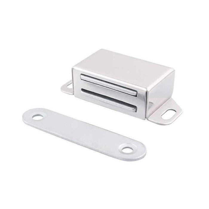 家用配件 零件 柜門吸強力磁鐵衣柜吸門扣鎖扣碰珠磁碰櫥柜配件門吸廚門卡扣磁吸解憂大鋪子
