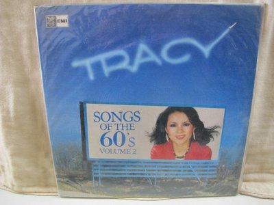 二手舖 NO.3640 黑膠 西洋 崔鶯鶯 tracy 60年精選西洋老歌 第2輯 EMI發行 非復刻版 稀少盤