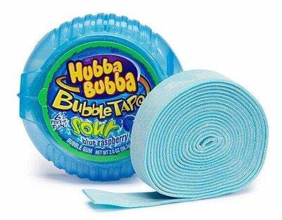 【山姆柑仔店】  HUBBA BUBBA BUBBLE TAPE/熱帶水果泡泡糖膠帶/口香糖