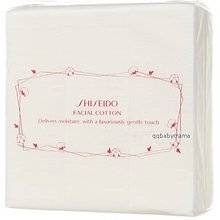 【Q寶媽】SHISEIDO 資生堂 輕柔感化粧棉165片 現貨 台灣專櫃貨 日本製 化妝棉
