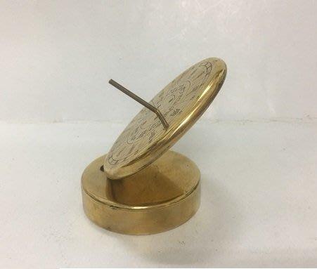 【友客里】((8日晷))- 古代時鐘-日圭-日臬-日規-北半球用-