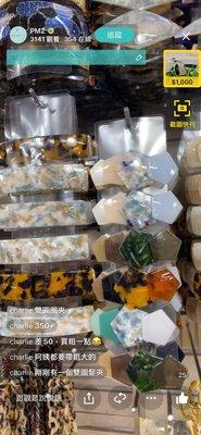 韓國手工飾品 賽璐璐 樹脂 壓克力  果凍 髮夾