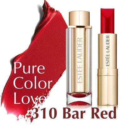 【現貨】雅詩蘭黛 Estee Lauder -310 紅色禁忌 Bar Red 玩色戀愛唇膏