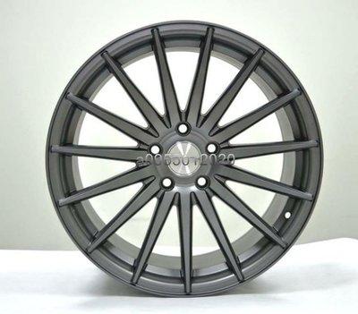 全新類VOSSEN VFS-2 5孔112 18吋鋁圈BENZ/W203/W204/W211/W212/W176/GLA