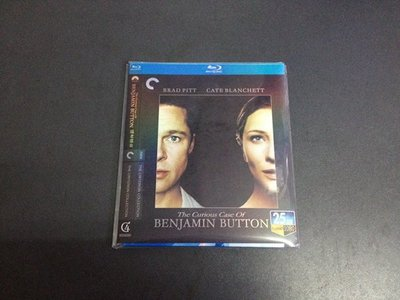 【藍光電影】返老還童 The Curious case of benjamin button 本傑明·巴頓奇事 12-023