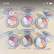 Jill Stuart bloom mix blush compact 01-05