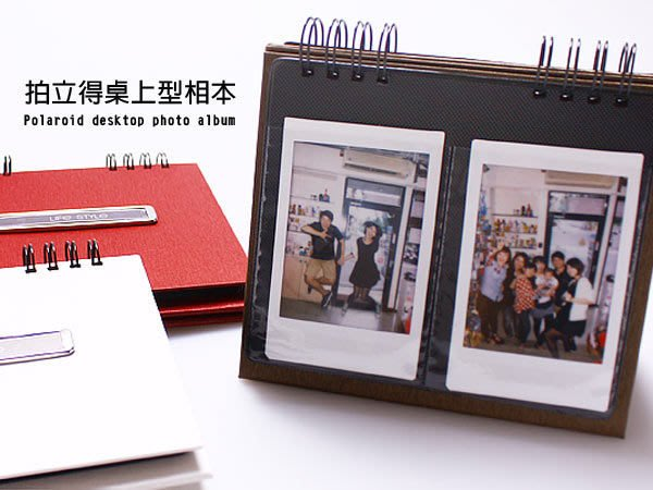拍立得7S MINI相簿 ( 珠光拍立得桌上型相冊/相本SPA-145 ) 畢業照回憶 i-HOME愛雜貨