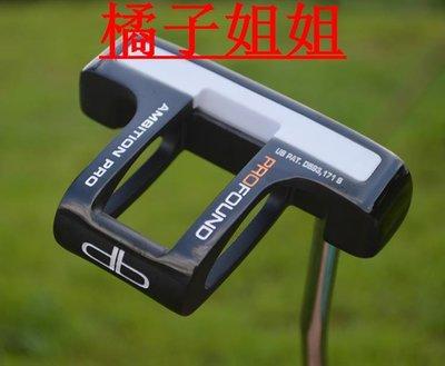 高爾夫球桿 日本進口PROFOUND GOLF Ambition 3D立體瞄準高爾夫推桿男士推桿