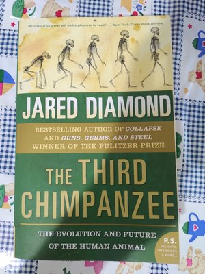 The Third Chimpanzee: The Evolution and Future of the Human