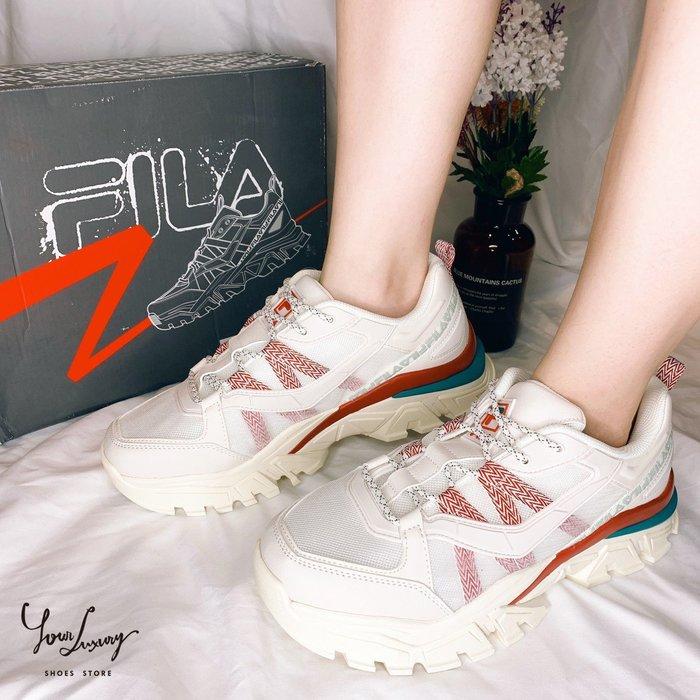 【Luxury】Fila 1JM00794 老爹鞋 Z BUFFER 休閒鞋 運動鞋 復古鞋 韓國代購 正品代購