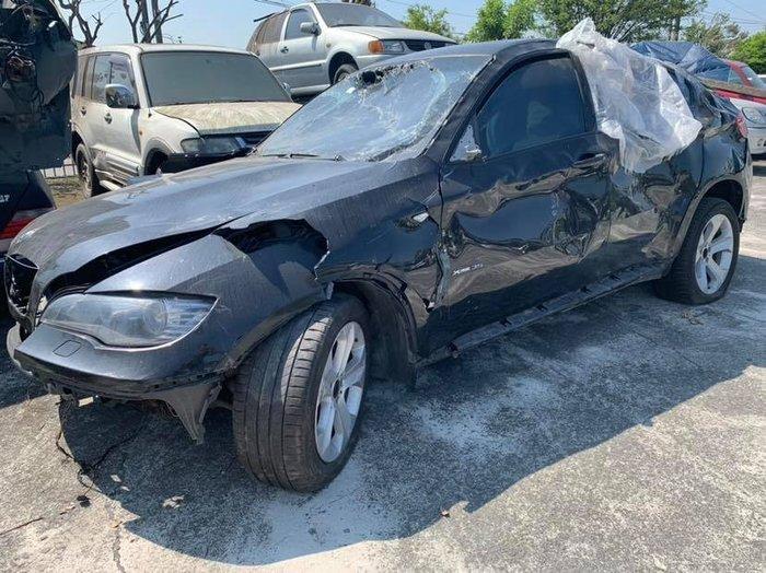 JH汽車〞BMW X6 E71 3.0 零件車 報廢車 拆賣!!