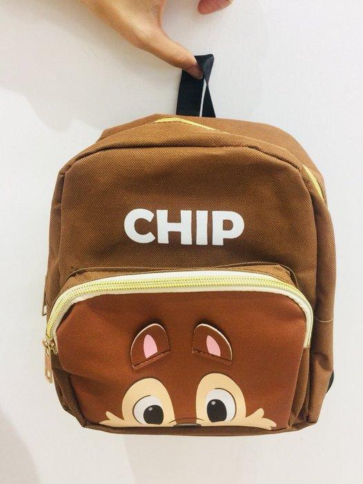 大賀屋 正版 奇蒂 背包 肩背包 提袋 購物袋 包包 布包 兒童背包 小包 帆布 後背包 奇奇蒂蒂 T00120557