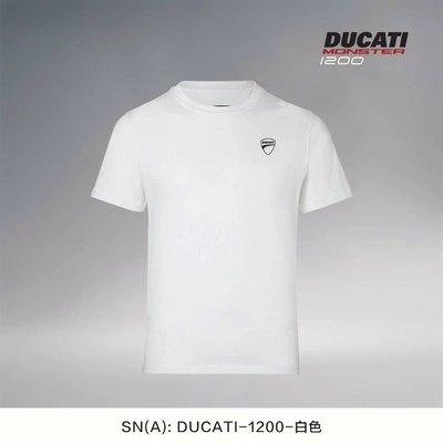 DUCATI 杜卡迪 1200系列短袖T恤