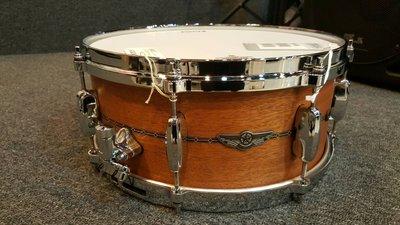 『名人樂器鼓專賣』TAMA TLH146S 日本製造頂級小鼓 /整顆桃花心木