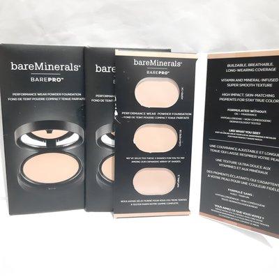 BareMinerals BAREPRO Performance Wear Powder Foundation 高效無瑕礦物粉底