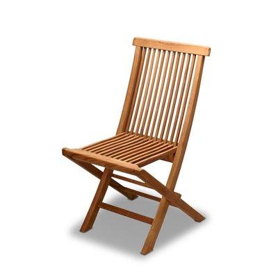 原木折疊椅Brother印尼柚木椅-南洋休閑風情~兄弟牌居家庭園休閒必備!