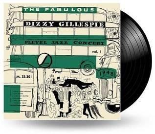 【黑膠唱片LP】法國皮勒耶音樂廳實況 / 底細葛拉斯比 Dizzy Gillespie---88985448281