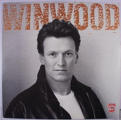 《二手美版黑膠》Steve Winwood - Roll With It 告示牌冠軍專輯