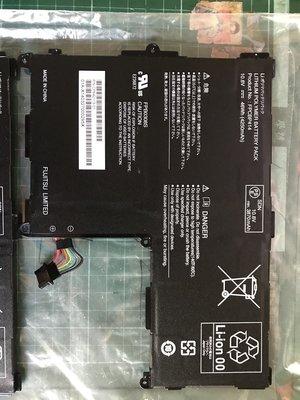 Fujitsu Stylistic Q704、13吋平板 = 平板電池 、 鍵盤底座內電池