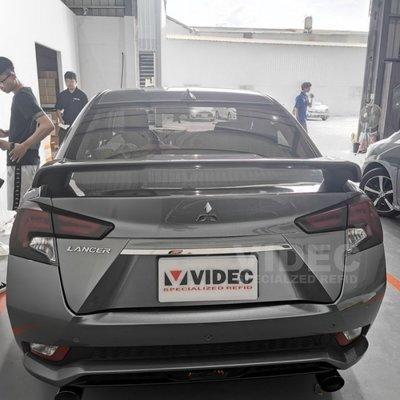 大台南汽車精品 三菱 17-19 GRAND LANCER 改裝 美規 尾翼 擾流板 EVO 現貨供應中 素材下標賣場