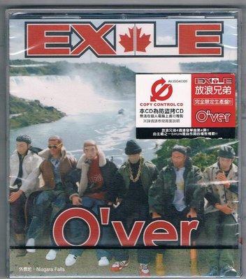 [鑫隆音樂]日本CD-放浪兄弟:O'ver / 完全限定生產盤 {AVJSG40309} 全新/免競標