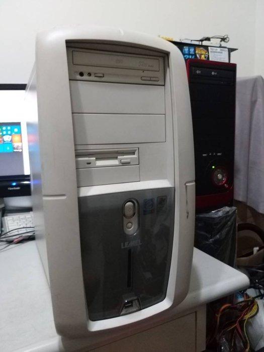 台中,太平,大里電腦維修 - 中古 INTEL Pentium 4 2.8G 單核心主機 (XP/WIN98的救星)