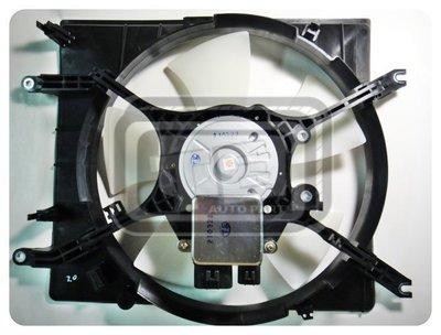 【TE汽配通】三菱 SAVRIN 01-07年 2.0 水扇總成 水箱風扇 含電阻 正廠型 台製外銷件