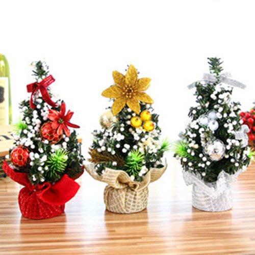 仿真聖誕樹小盆栽