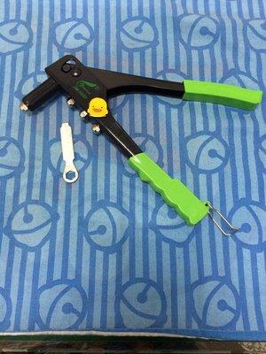 偉榮五金雜貨鋪~ 拉釘槍 拉釘器組有4種規格