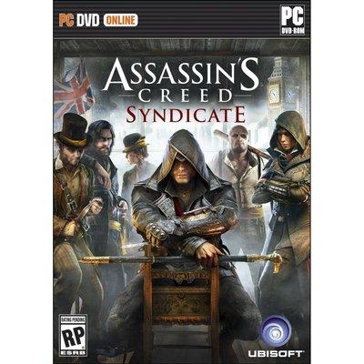 【傳說企業社】PCGAME-Assassin s Creed:Syndicate 刺客教條:梟雄(中文版)