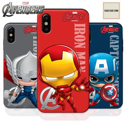 韓國代購!Disney系列Marvel The Avengers復仇者聯盟卡通人物款式手機殼!