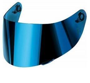 電鍍藍 現貨 agv k-3 sv 全罩安全帽 鏡片 電鍍鏡片 rossi vr46 羅西小舖 烏龜 感動 日月 可使用 新北市