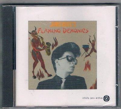 [鑫隆音樂]西洋CD-詹姆斯懷特JAMES WHITE'S : 噴火惡魔Flaming Demonics {74321391762}